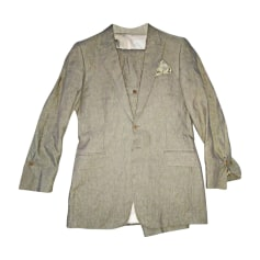 Costume complet PAUL SMITH Beige, camel