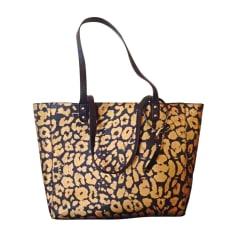 Non-Leather Oversize Bag CHRISTIAN LACROIX Multicolor