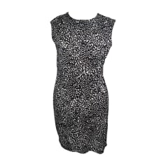 Midi Dress DIANE VON FURSTENBERG Animal prints