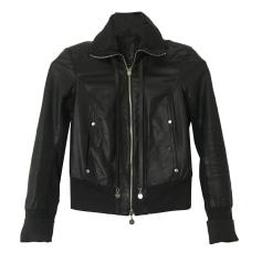 Leather Jacket PATRIZIA PEPE Black