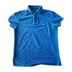 Polo FAÇONNABLE Blue, navy, turquoise