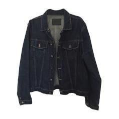 Denim Jacket HUGO BOSS Blue, navy, turquoise