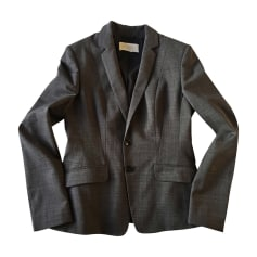 Blazer HUGO BOSS Gray, charcoal