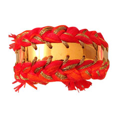 Bracelet AURELIE BIDERMANN Orange