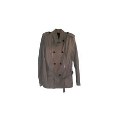 Imperméable, trench THE KOOPLES Beige, camel
