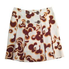 Mini Skirt CHLOÉ Beige, camel