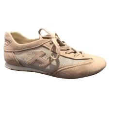 Sneakers HOGAN Beige, camel