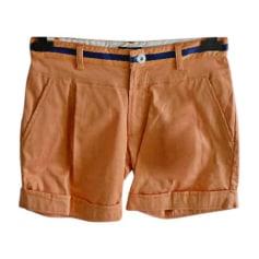 Shorts VERSACE Orange
