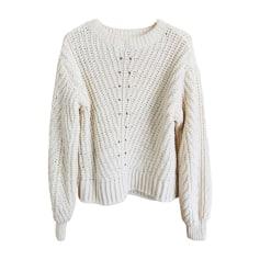 Pullover CHLOÉ Weiß, elfenbeinfarben