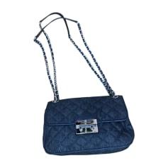 Non-Leather Shoulder Bag MICHAEL KORS Blue, navy, turquoise