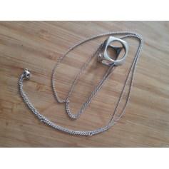 Long Necklace DINH VAN Silver