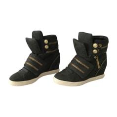 Sneakers PIERRE BALMAIN Gray, charcoal