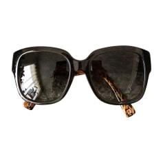 Sunglasses DIOR Brown