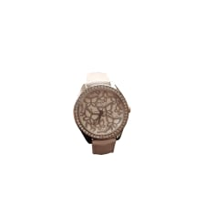 Wrist Watch GUESS Silver