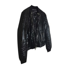Zipped Jacket BALMAIN Black