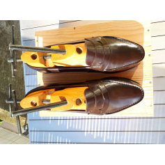 Loafers EMLING Brown