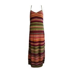 Maxi-Kleid RALPH LAUREN Mehrfarbig