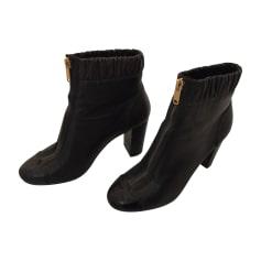 Bottines & low boots à talons MARC BY MARC JACOBS Noir