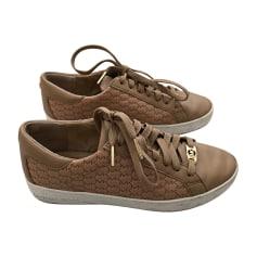 Sneakers MICHAEL KORS Beige, camel