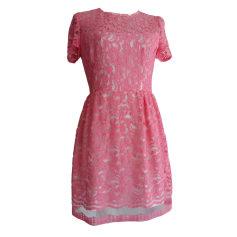 Mini-Kleid TARA JARMON Pink,  altrosa
