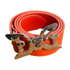 Wide Belt DOLCE & GABBANA Orange