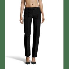 Pantalon large CARAMELO Noir
