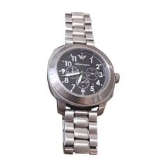 Wrist Watch EMPORIO ARMANI Silver