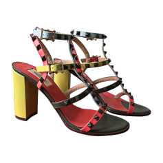 Heeled Sandals VALENTINO Multicolor
