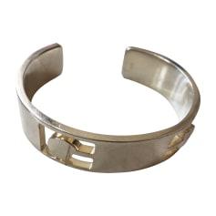Armband GUCCI Silberfarben, stahlfarben