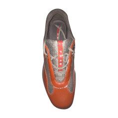 Sneakers PRADA Orange