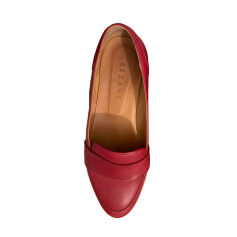 Loafers SÉZANE Red, burgundy