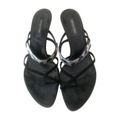 Heeled Sandals SERGIO ROSSI Black