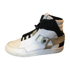 Sneakers JUST CAVALLI White, off-white, ecru