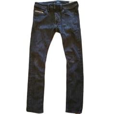 Straight-Cut Jeans  DIESEL Schwarz