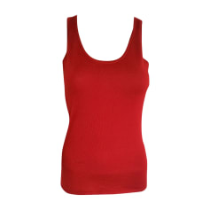 Top RALPH LAUREN Rot, bordeauxrot