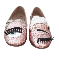 Ballet Flats CHIARA FERRAGNI Pink, fuchsia, light pink