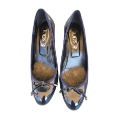 Pumps, Heels TOD'S Blue, navy, turquoise