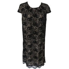 Midi Dress GERARD DAREL Black