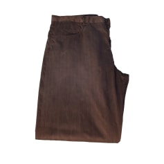 Straight Leg Pants EDEN PARK Black