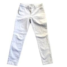 Jeans slim J BRAND Blu, blu navy, turchese