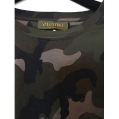 Tee-shirt VALENTINO CAMUFLAGE