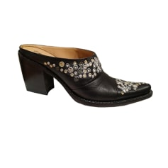 Cowboy Ankle Boots FREE LANCE Multicolor
