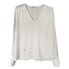 Blouse IKKS White, off-white, ecru