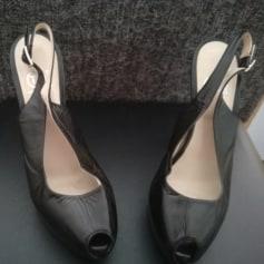 Sandales à talons BAGATT Noir