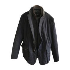 Zipped Jacket HUGO BOSS Blue, navy, turquoise