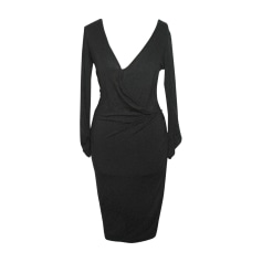 Midi Dress PAUL SMITH - BLACK LABEL Black