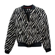 Zipped Jacket IKKS Animal prints