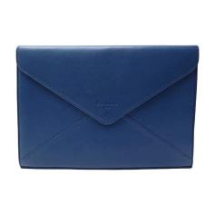 Pochette BERLUTI Bleu, bleu marine, bleu turquoise