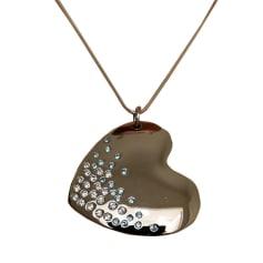 Anhänger, Halsketten mit Anhänger TI SENTO MILANO Silberfarben, stahlfarben