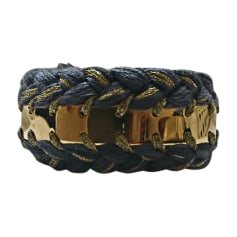 Bracelet AURELIE BIDERMANN Gray, charcoal